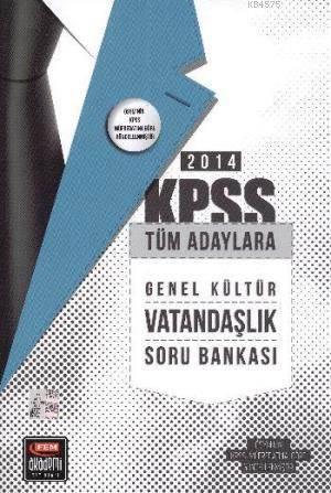 KPSS Genel Kültür Vatandaşlık Soru Bankası