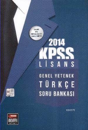 KPSS Genel Yetenek Türkçe Soru Bankası