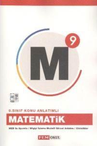 Fem 9.Sınıf Matematik Konu Anlatımlı