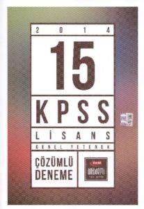 Fem Akademi Kpss 2014 Gy Lisans Çözümlü 15 Deneme Sinavi