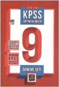 Fem Akademi KPSS Eğitim Bilimleri 9 Çözümlü Denem Seti 2014
