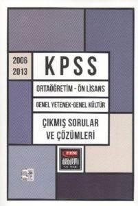 Fem Akademi Kpss Genel Yetenek Genel Kültür Çıkmış Soru ve Çözümleri 2001-2013