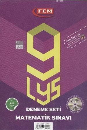 LYS 9 Deneme Seti Sosyal Bilimler Sınavı Çözüm Dvd'li
