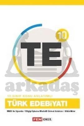 10. Sınıf Türk Edebiyetı Konu Anlatımlı