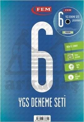 Fem YGS 6 Çözüm DVD'li Fasikül Deneme Seti