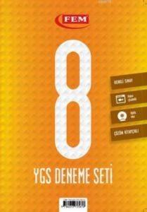 YGS 8 Çözümlü Fasikül Deneme Seti