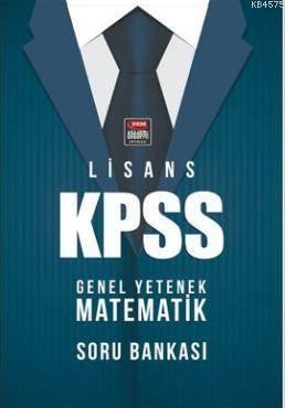 Fem Akademi Lisans KPSS Genel Yetenek Matematik Soru Bankası