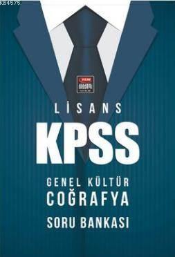 Fem Akademi Lisans KPSS Genel Kültür; Coğrafya Soru Bankası