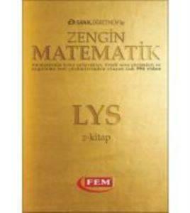 Fem LYS Zengin Matematik Sanal Öğretmenle DVD'li
