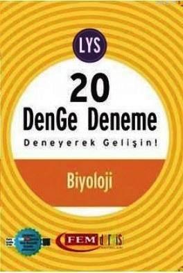 Fem Simetrik LYS 20 Biyoloji Denge Deneme