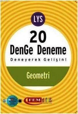 Fem Simetrik LYS 20 Geometri Denge Deneme