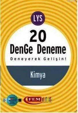 Fem Simetrik LYS 20 Kimya Denge Deneme