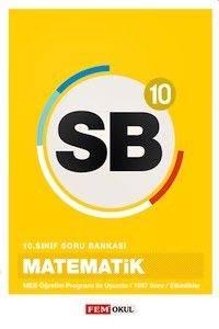 Fem 10.Sınıf Matematik Soru Bankası