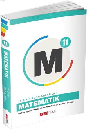 11.Sınıf Matematik Konu Anlatımı