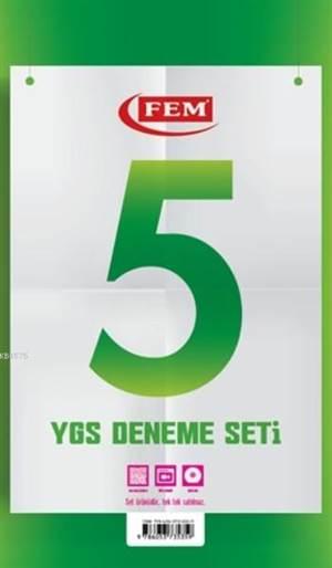 Fem Ygs 5 Fasikül Deneme Seti