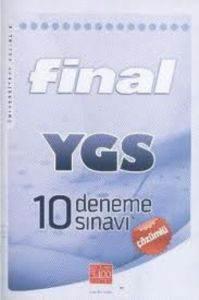 YGS 10 Deneme Sınavı