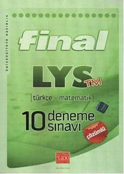Lys Türkçe-Matematik 10 Deneme - Çözümlü