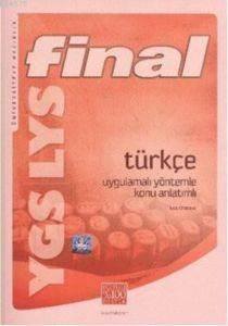Final YGS Türkçe Uygulamalı Yöntemle Konu Anlatımlı