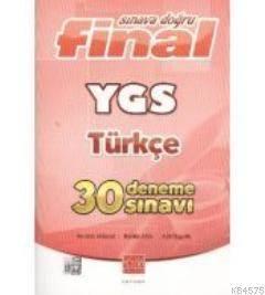 Ygs  Sinava Doğru Türkçe 30 Deneme