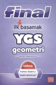 Final İlk Basamak YGS Geometri Çözümlü Konu Özetli Soru Bankası