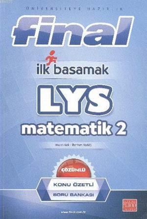 Lys İlk Basamak Temel Matematik-2  - Çözümlü