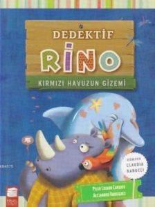 Dedektif Rino 2 - Kırmızı Havuzun Gizemi