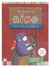 Dedektif Rino 3 - Çok Garip Bir Yabancı