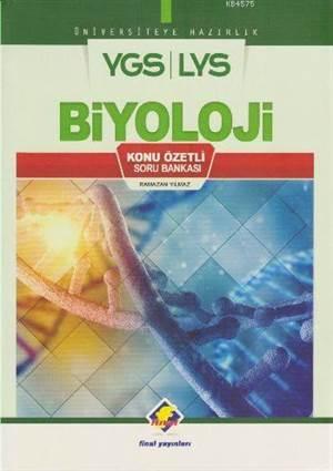 YGS - LYS Biyoloji Konu Özetli Soru Bankası