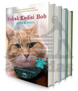 Sokak Kedisi Bob - Can Dostum Seti (4 Kitap Takım)