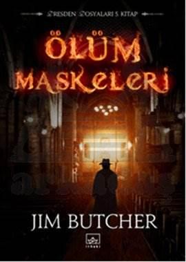 Dresden Dosyaları 5. Kitap-Ölüm Maskeleri
