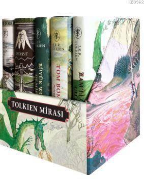 Tolkien Mirası (Kutulu<br/>5 Kitap)
