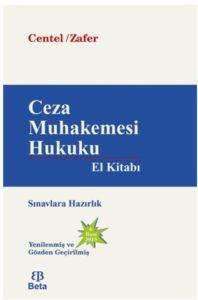 Ceza Muhakemesi Hukuku El Kitabı (Ciltli); Sınavlara Hazırlık
