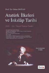 Atatürk İlkeleri ve İnkılap Tarihi (19. - 20. Yüzyıl Türkiye Tarihi)