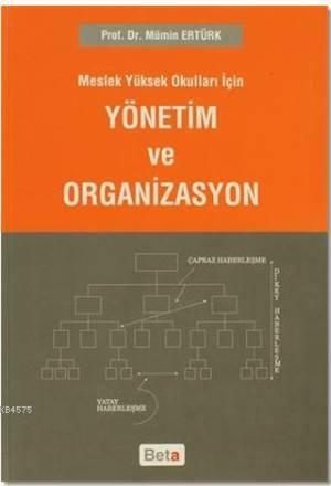 Yönetim Ve Organizayon M.Y.O.2 Basi/Beta
