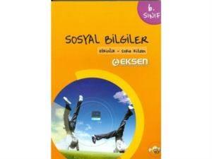 Eksen 6.Sınıf Sosyal Bilgiler Soru Kitabı
