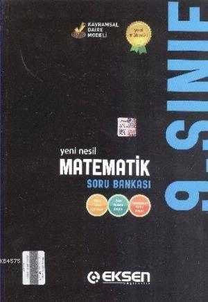 Eksen 9.Sınıf Matematik Soru Bankası
