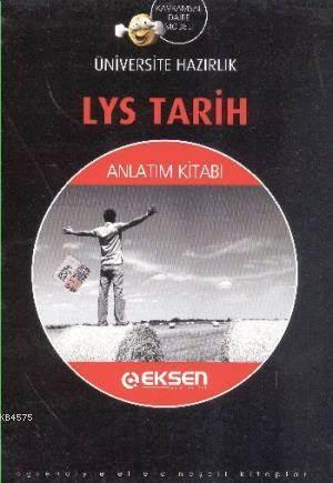 LYS Tarih Anlatım Kitabı