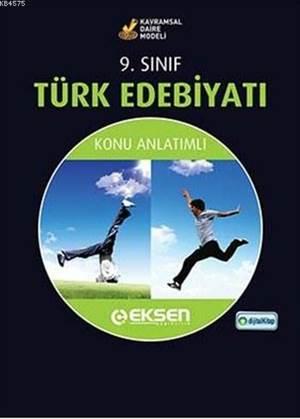 9. Sınıf Türk Edebiyatı Anlatım Kitabı