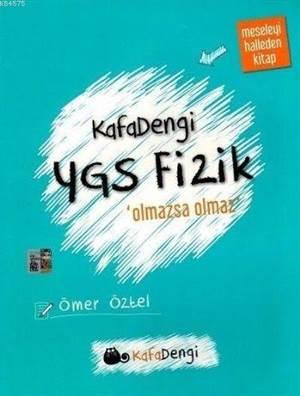 Kafa Dengi YGS Fizik Olmazsa Olmaz Soru Bankası