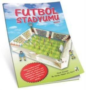 Futbol Stadyumu Maketi
