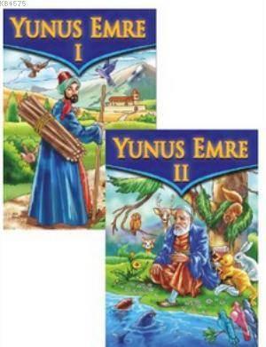 Yunus Emre Dizisi (2 Kitap Takım); 6-7-8. Sınıflar İçin
