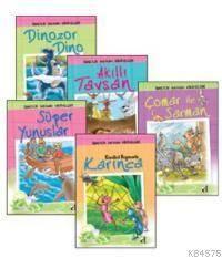 İbretlik Hayvan Hikayeleri (5 Kitap Takım); 2. Ve 3. Sınıflar İçin