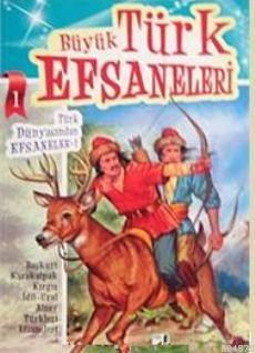 Büyük Türk Efsaneleri (10 Kitap Set)