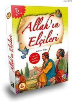 Allah'ın Elçileri - 3 (8 Kitap Takım)