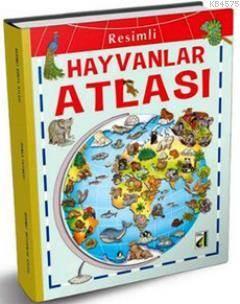 Resimli Hayvanlar Atlası (2 Cilt)