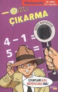 İlk Adım (5-7 Yaş) - Matematik Gizli Çıkarma