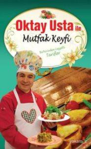 Oktay Usta ile Mutfak Keyfi Ciltli Cep Boy