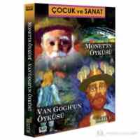 Monet'in Öyküsü-Van Gogh'un Öyküsü (DVD)