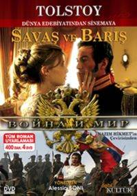 Tolstoy - Savaş Ve Barış (DVD)