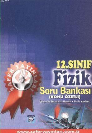 12.Sınıf Fizik  Soru Bankası